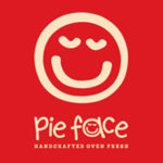 Pie Face Logo (Temporary)