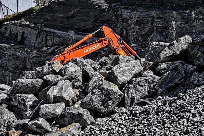 Mining Clampdown