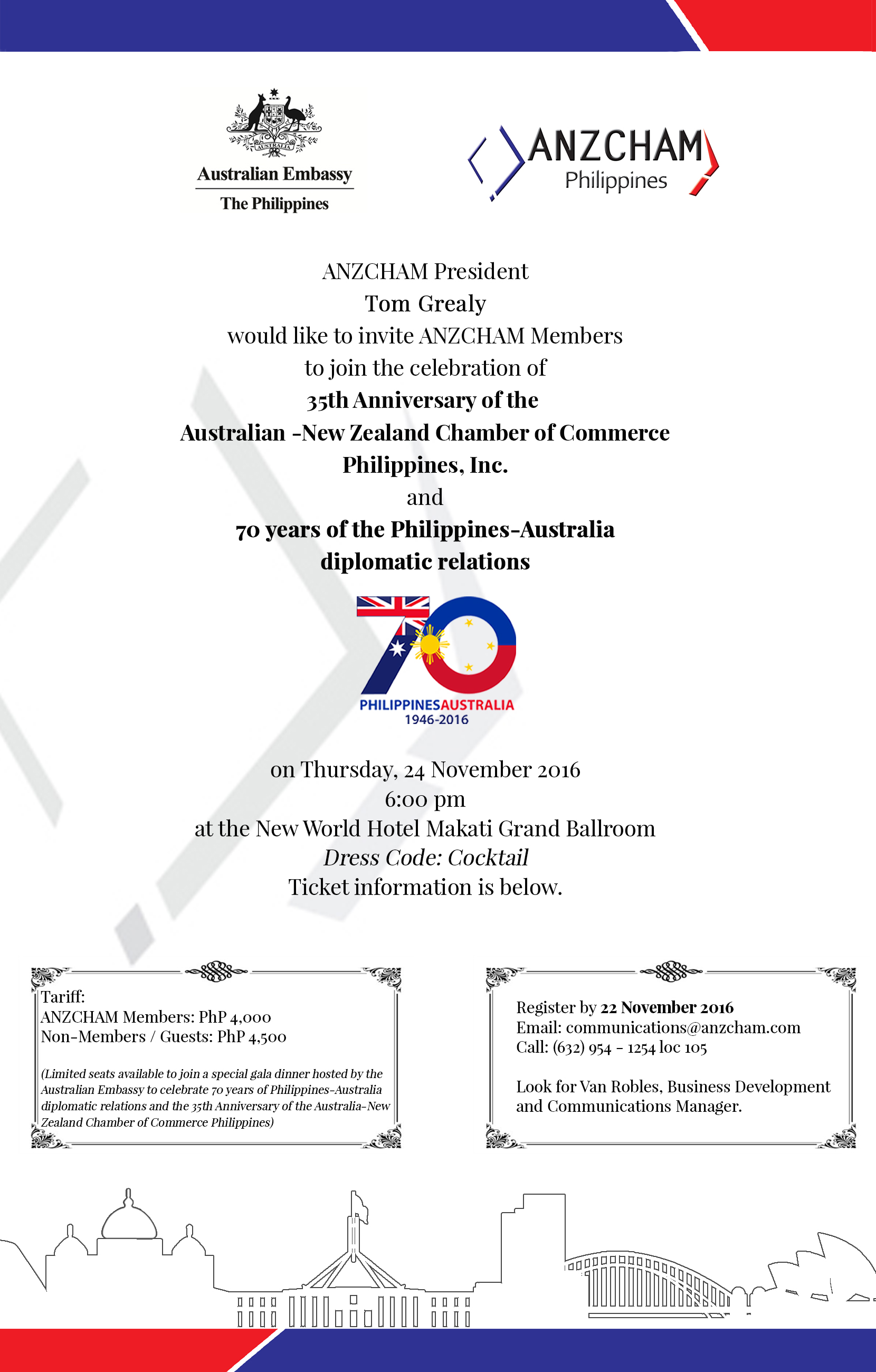 ANZCHAM Invitations_for circulation